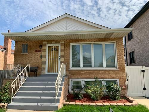 5705 S Menard, Chicago, IL 60638 Garfield Ridge