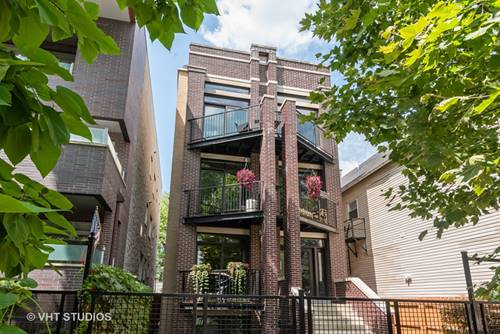 1720 N Talman Unit 1, Chicago, IL 60647 Logan Square