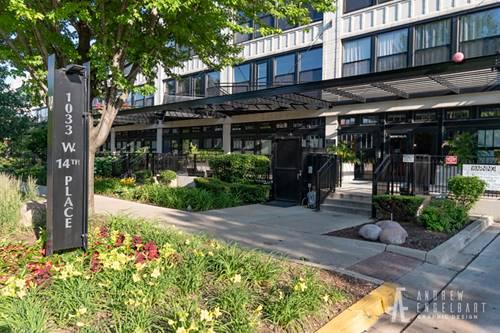 1033 W 14th Unit 341, Chicago, IL 60608 University Village / Little Italy
