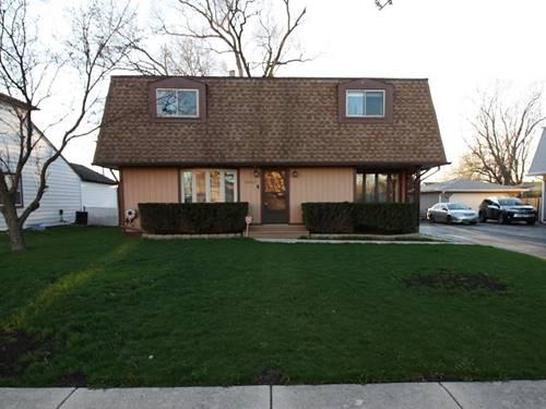 9542 Rutherford, Oak Lawn, IL 60453