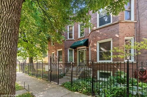 2434 N Linden Unit 2, Chicago, IL 60647 Logan Square