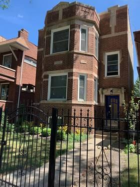 6649 N Ashland Unit 2, Chicago, IL 60626 Rogers Park