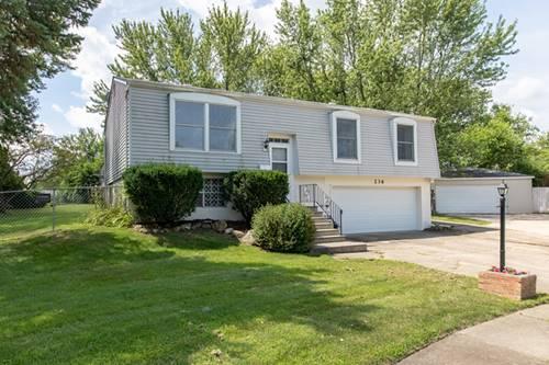 236 Gregg, Streamwood, IL 60107
