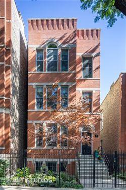 2138 W Potomac Unit 1, Chicago, IL 60622 Wicker Park