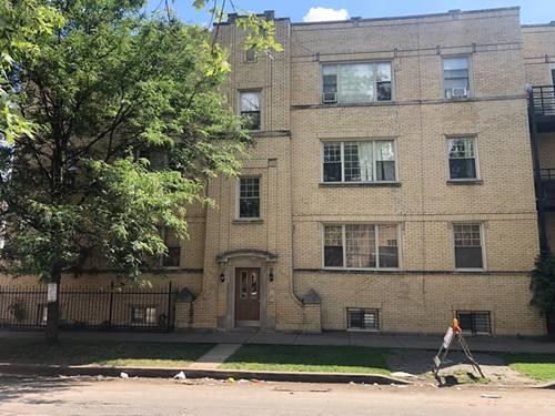 2821 W Rosemont Unit 1, Chicago, IL 60659 West Ridge
