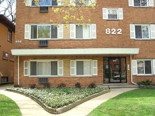 820 Seward Unit 3E, Evanston, IL 60202