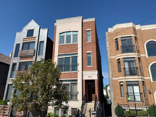 2020 N Wood Unit 1, Chicago, IL 60614 Bucktown