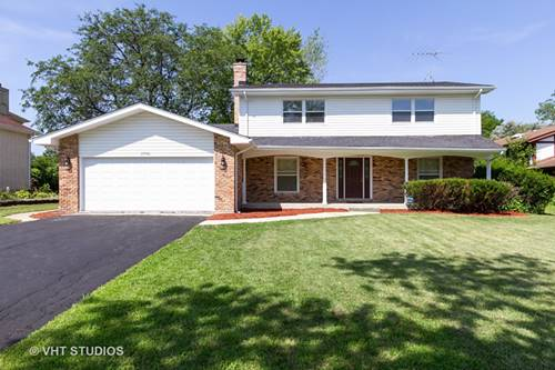 1700 Heather Hill Cres, Flossmoor, IL 60422