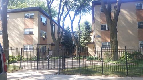 1714 W Touhy Unit A-3-N, Chicago, IL 60626 Rogers Park
