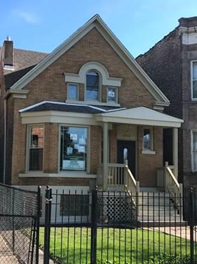 4715 W Adams, Chicago, IL 60644 West Garfield Park