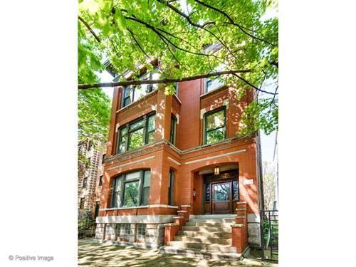 1530 N Hudson Unit 3, Chicago, IL 60610 Old Town