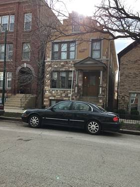 2036 N Honore Unit 2, Chicago, IL 60614 Bucktown