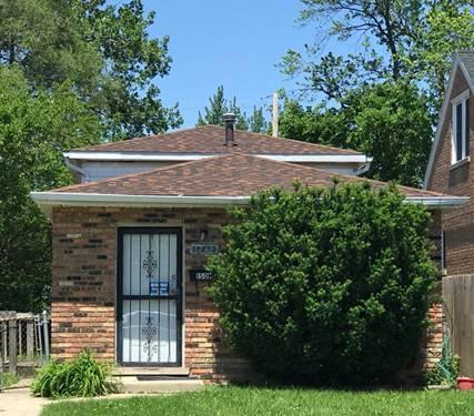 1742 W Edmaire, Chicago, IL 60643 Morgan Park