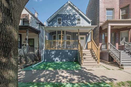 3439 N Paulina, Chicago, IL 60657 West Lakeview