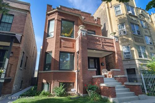 2306 W Giddings, Chicago, IL 60625