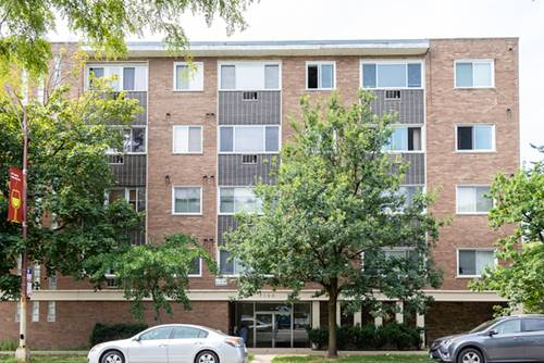 7120 N Sheridan Unit 515, Chicago, IL 60626 Rogers Park