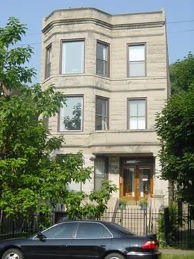 3630 N Racine Unit 2, Chicago, IL 60613 Lakeview