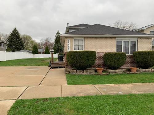 10320 Lacrosse, Oak Lawn, IL 60453