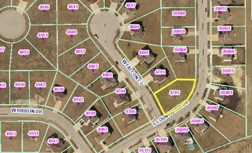 4785 W Falcon, Monee, IL 60449