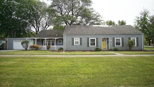 18503 Argyle, Homewood, IL 60430
