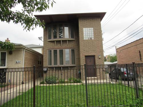 818 W 37 Unit 2, Chicago, IL 60609 Bridgeport