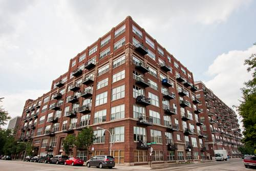 1500 W Monroe Unit 514, Chicago, IL 60607 West Loop