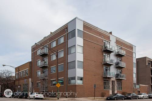 1162 W Hubbard Unit 201, Chicago, IL 60642 West Loop