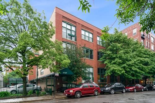 1737 N Paulina Unit 306A, Chicago, IL 60622 Bucktown