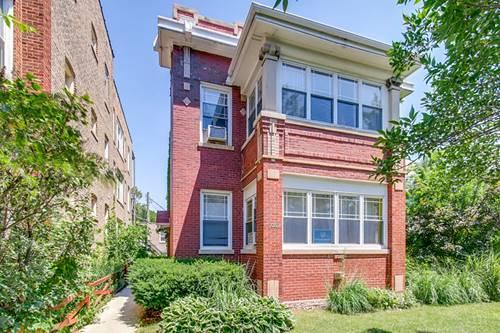 7027 N Ridge, Chicago, IL 60645 Rogers Park