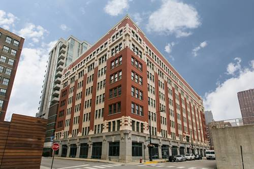 732 S Financial Unit 508-509, Chicago, IL 60605 South Loop