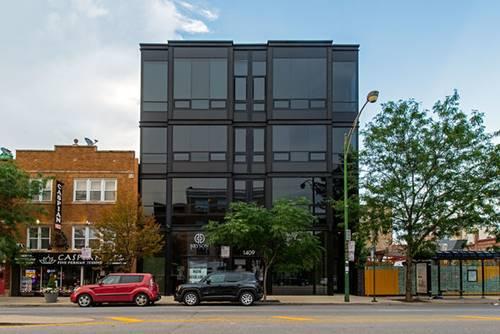 1409 N Ashland Unit 4S, Chicago, IL 60622 Noble Square