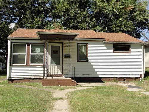1245 Chestnut, Kankakee, IL 60901