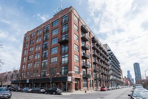 1250 W Van Buren Unit 413, Chicago, IL 60607 West Loop
