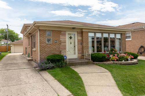 8313 W Sunnyside, Norridge, IL 60706