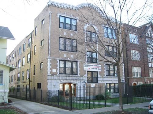 1525 W Estes Unit C8, Chicago, IL 60626 Rogers Park