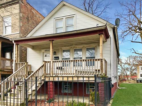 6952 S Laflin, Chicago, IL 60636 Englewood