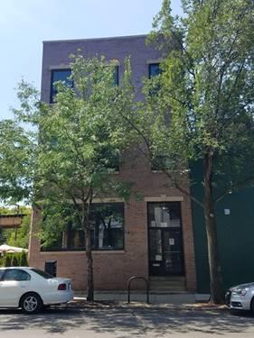 1740 N Milwaukee Unit 3, Chicago, IL 60647 Bucktown