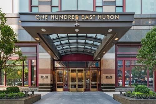 100 E Huron Unit 1701, Chicago, IL 60611 River North