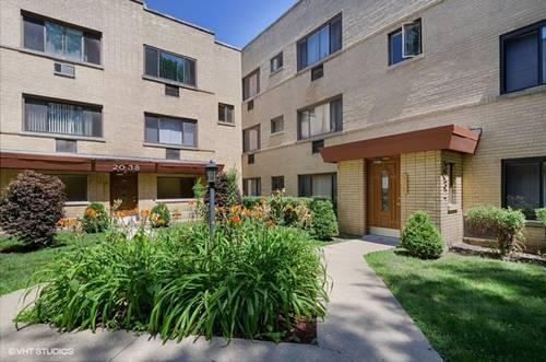 2032 W Jarvis Unit 1B, Chicago, IL 60645 Rogers Park