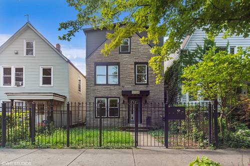 3729 W Palmer, Chicago, IL 60647 Logan Square