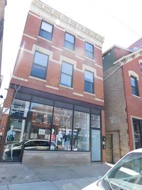 1851 W Chicago Unit 1, Chicago, IL 60642 East Village