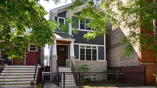 1847 W Berteau, Chicago, IL 60613 Northcenter