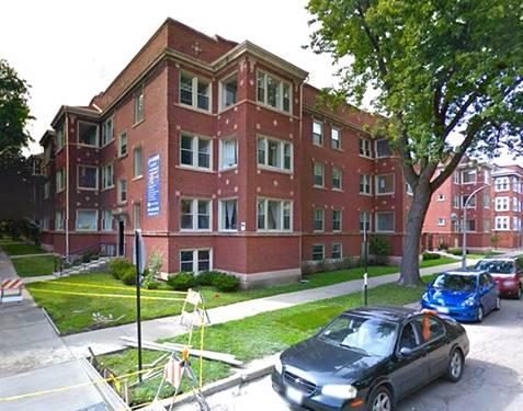 7052 N Paulina Unit 03, Chicago, IL 60626 Rogers Park