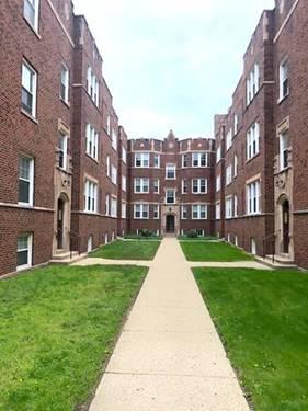 7007 N Ridge Unit 03W, Chicago, IL 60645 Rogers Park