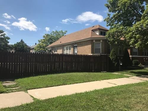 7224 S Fairfield, Chicago, IL 60629 Marquette Park