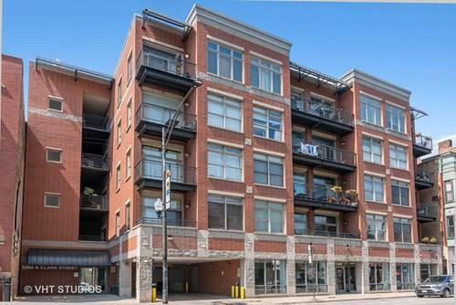 3260 N Clark Unit 505, Chicago, IL 60657 Lakeview