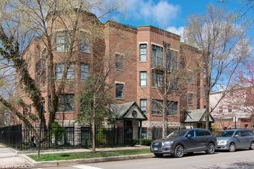 2500 N Seminary Unit U8W, Chicago, IL 60614 Lincoln Park
