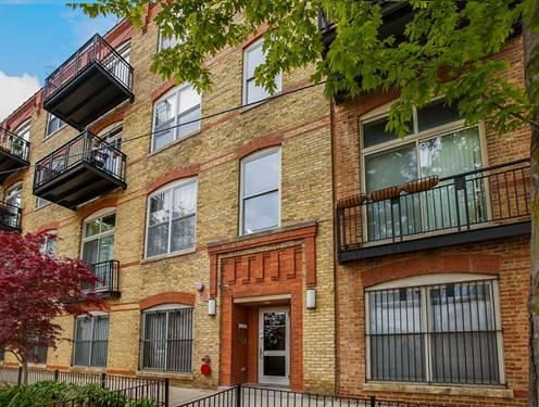 1740 N Maplewood Unit 113, Chicago, IL 60647 Logan Square