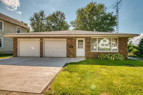 161 N View, Hinckley, IL 60520