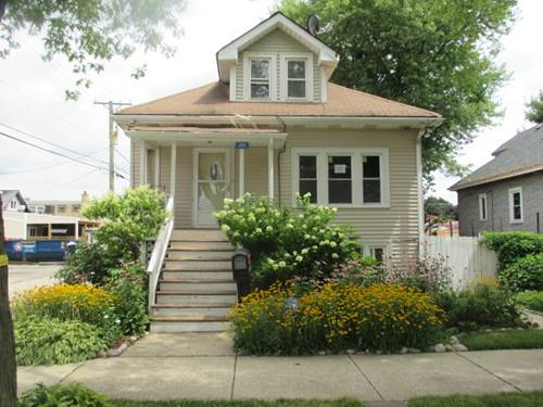 3911 Clarence, Stickney, IL 60402